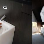 手洗器一体型小便器